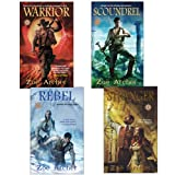 The Blades of the Rose Bundle: Warrior, Scoundrel, Rebel, & Stranger ~ Zoe Archer