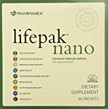 Pharmanex LifePak Nano anti-aging dietary supplement - 60 packets