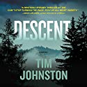Descent Audiobook by Tim Johnston Narrated by Xe Sands, R.C. Bray