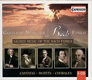 Bach Family (Sacred Music)