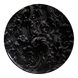 Rudolf Stingel Black Plate