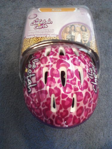 Disney the Cheetah Girls Bicycle Helmet Protective Pack Child 5+