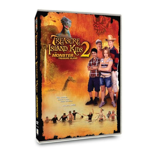 Treasure Island Kids: The Monster of Treasure Island movie