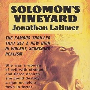Solomon's Vineyard Audiobook