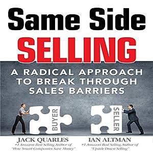 Same Side Selling Audiobook