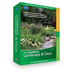 Turbofloorplan Landscape & Deck V12