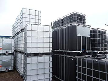 kunststofftank 1000 liter z b regenfass db846. Black Bedroom Furniture Sets. Home Design Ideas