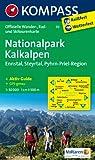 Nationalpark Kalkalpen: Offizielle Wanderkarte mit Radrouten, Skitouren und Aktiv Guide. GPS-genau. 1:50000 (KOMPASS-Wanderkarten)