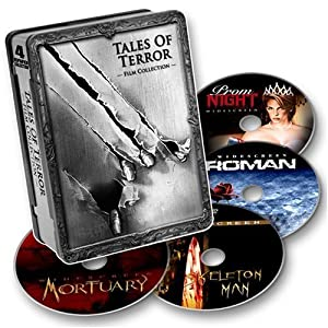 Tales of Terror Film Collection in Collectable Tin