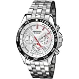 Sekonda 3492 Gents Stainless Steel Chronograph