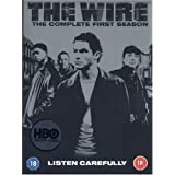 The Wire : Complete HBO Season 1 [DVD] [2002] [2005]by Dominic West