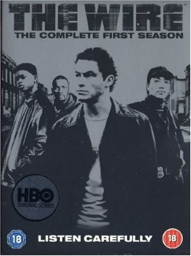 The Wire : Complete HBO Season 1 [DVD] [2002]
