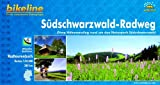 bikeline Radtourenbuch, Südschwarzwald- Radweg: Ohne Höhenanstieg rund um den Naturpark Südschwarzwald - Esterbauer