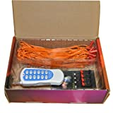 Free shipping+4 cues fireworks firing system+wedding equipment+remote