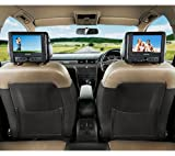 SDV48AM TWIN 7 inch; MASTER/SLAVE (NEXTBASE Consumer; 7 inch; TWIN SCREEN (MASTER/SLAVE) PORTABLE TABLET DVD PLAYER CAR KIT INCLUDED (CAR POWER CABLE/HEADREST MOUNT)COMPOSITE AV IN/AV OUT FUNCTION BUILT IN ANTI SHOCK SYSTEM REMOTE CONTROL. USB /SD INPUTS