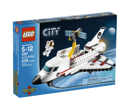 LEGO Space Shuttle 3367 Amazon.com