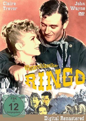 John Wayne Filmklassiker - Ringo/ Stagecoach [1939]