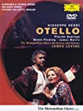 DVD - Verdi - Otello / Domingo, Fleming, Morris, Croft, Levine, Moshinsky, Metropolitan Opera