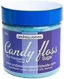 Blue Raspberry Candy Floss Flavoured Sugar 250g