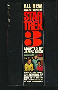Star trek 3 by James Blish