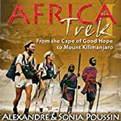 Interview with Alex Poussin, author of Africa Trek | [Alex Poussin]