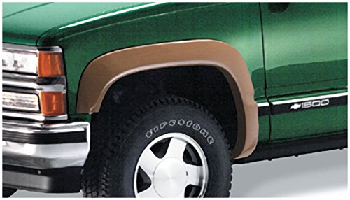 Bushwacker 40007-01 Extend-A-Fender Flares 88-98 Chevy/GMC C/K Sportside Front (Fender Flares For A 98 Chevy compare prices)