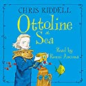 Ottoline at Sea Audiobook by Chris Riddell Narrated by Ronni Ancona