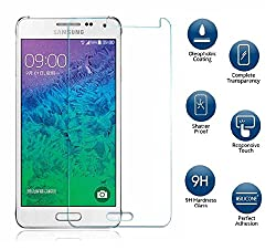 Honey Money (SAMSUNG GALAXY J7 2016 NEW EDITION) Tempered Glass Screen Protector ) - (CRYSTAL CLEAR)