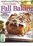TASTE OF HOME, FALL BAKING HOMEMADE APPLE DUMPLING PULL-APART BREAD ! FALL 2016