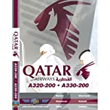 Just Planes Qatar Airways A330 DVD