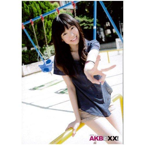 AKB48公式生写真 AKBとXX【渡辺美優紀】