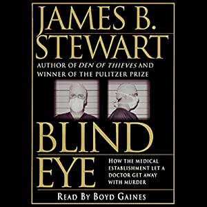 Blind Eye Audiobook