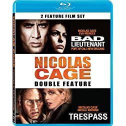 Bad Lieutenant Port of Call New Orleans/Trespass Double Feature [Blu-ray]
