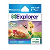 Leapfrog Leapster/LeapPad Explorer Disney Fairies Game