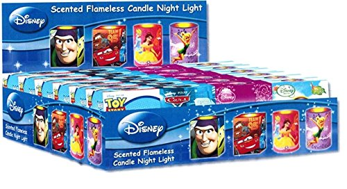 Disney Flameless Candle Light - Cinderella