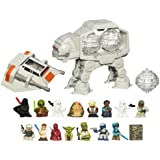 Star Wars Fighter Pods Snowspeeder Vs At-AT 16 Figure (Multipack)