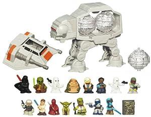 Star Wars Fighter Pods Snowspeeder Vs At-AT 16 Figure (Multipack)