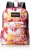 "JanSport Black Label Superbreak Backpack - Multi Orchid Dream / 16.7""H x 13""W x 8.5""D"