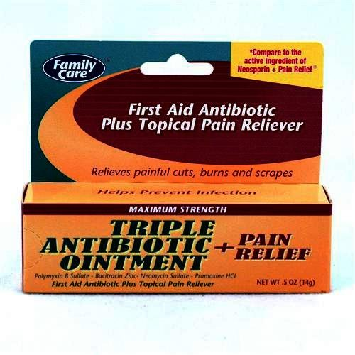 Family Care Triple Antibiotic Ointment