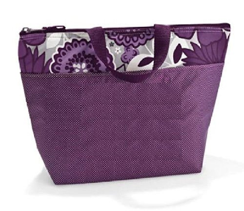 Handmade Bag Thermal Tote In Plum Awesome Blossom Rv$ 31 Thirty-One Dollar front-1004171