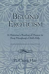 Beyond Eroticism book cover