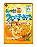 ブルボン フェットチーネグミオレンジ味 50g×10袋