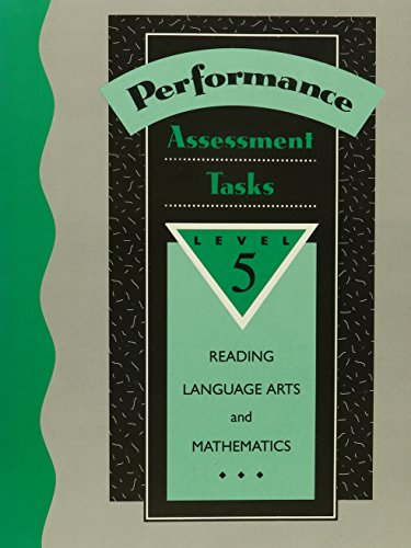 Performance-Based Assessment Tasks PDF