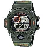Casio - G-Shock - Master of G Series - RANGEMAN - Camouflage Green - GW9400CMJ-3