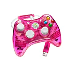 Rock Candy Wired Controller - Pink
