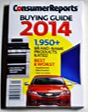 Consumer Reports 2014 Annual Buying Guide