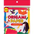 ALEX Toys Crafts 18-Sheet Origami Paper