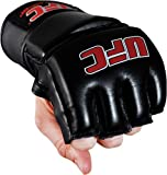 UFC MMA Training Gloves, RD/BK, L/X