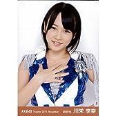 AKB48公式生写真Theater 2011.Nov【川栄李奈】