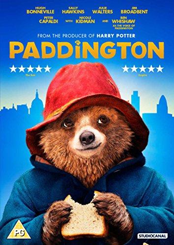 Paddington パディントン 実写映画 ベン・ウィショー(声) PAL-UK盤